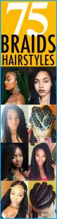 {75 Super Hot Black Braids Hairstyles} ========================== Go To: www.shorthaircutsforblackwomen.com/african-hair-braiding/ ========================== Check out these 75 braided hairstyles for black women. Natural or relaxed, these braids styles fo