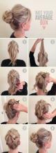 Hair bun tutorials: Hairstyles, Hairdos, Hair Styles, Hair Tutorial, Average Bun, Hair Do, Braided Bun