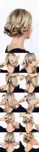 Top 5 Simple Updo Hairstyles Tutorials: Updo Hairstyle, Hair Tutorial, Hair Do, Updos, Hair Style, Holiday Updo, Easy Updo