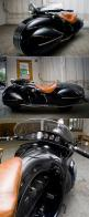 A few more views of the 1930 Henderson motorcycle. This thing is absolutely incredible.
