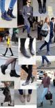 The Ankle Boot Rule Book: Boot Rule, Loveuggboots Blogspot, Shoes Boots Flats Trainers, Ankle Booties, Christmas Gift