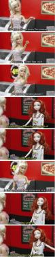 xD: Funny Barbie, Most Popular Girls In School, Bahahahahahahaha Xd, Funny Stuff, Barbie Funny