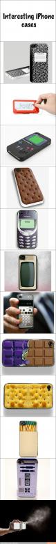 Omg the calculator phone case tho..... U could like be using it in class and if a teacher catches you, then u could flip it over and say its a calculator xD: Cool Iphone Cases, Interesting Iphone, Phonecases, Ipod Cases, Cool Phone Case, Phone Covers, Pho